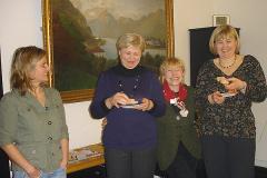 Marzena, Anna, Danuta & Theresa
